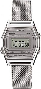 Zegarek CASIO - LA690WEM-7EF Silver