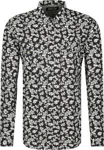 Koszula Replay z długim rękawem w młodzieżowym stylu