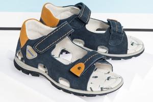 017ec0ad7d buty chłopięce skórzane - stylowo i modnie z Allani
