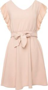 Sukienka iBlues z krótkim rękawem