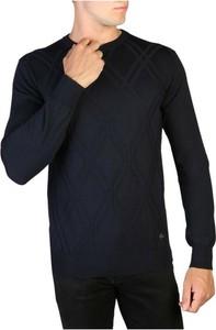 Czarna bluza Yes Zee w stylu casual