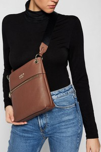 Brązowa torebka DKNY