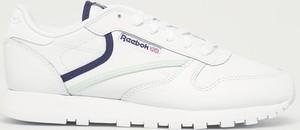 Buty sportowe Reebok Classic ze skóry z płaską podeszwą