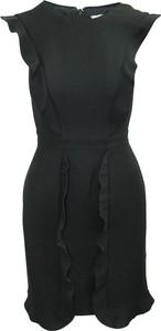 Czarna sukienka Fendi Vintage mini