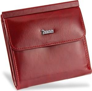 930204daed2ea portfele damskie skórzane peterson - stylowo i modnie z Allani