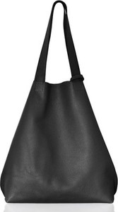 Czarna torebka Modemania ze skóry
