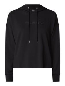 Czarna bluza Guess w stylu casual