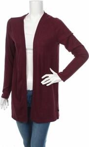 Czerwony sweter Q/s By S.oliver w stylu casual