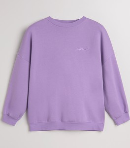 Fioletowa bluza Reserved