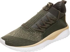 0c83115dc44 Zielone buty sportowe Puma sznurowane