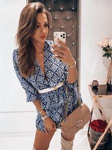 Sukienka magmac.pl mini z długim rękawem