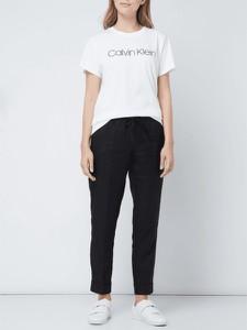 Bluzka Calvin Klein z bawełny