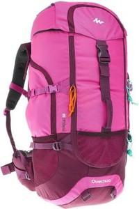 Różowy plecak męski Quechua