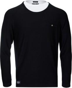 Sweter WARESHOP w stylu casual z bawełny