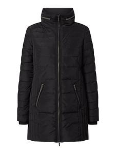 Czarny płaszcz Soyaconcept