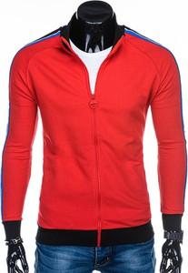 Czerwona bluza Edoti
