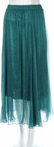 Zielona spódnica Mengsha maxi