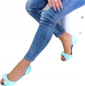 Niebieskie sandały HAVER