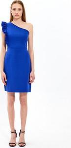 Niebieska sukienka Gate