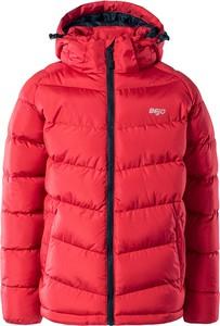 Czerwona kurtka dziecięca Bejo dla dziewczynek