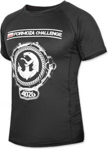 T-shirt Formoza Challenge z krótkim rękawem