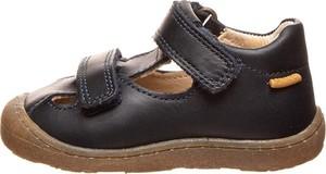 Czarne buty dziecięce letnie Primigi