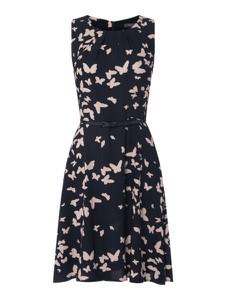 Czarna sukienka Montego mini bez rękawów