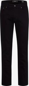 Czarne spodnie Brax w stylu casual