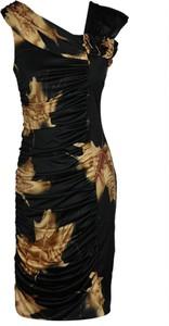 Sukienka Fokus z dekoltem w kształcie litery v