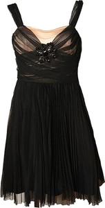 Sukienka Pinko na ramiączkach z dekoltem w kształcie litery v