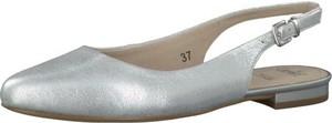 Sandały Caprice na niskim obcasie