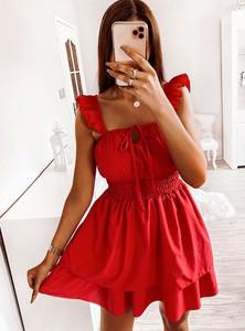 Sukienka Pakuten hiszpanka bez rękawów