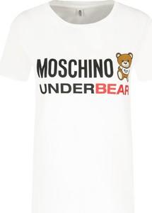 Sukienka Moschino mini w młodzieżowym stylu