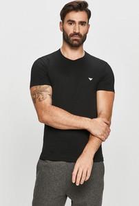 T-shirt Emporio Armani w stylu casual z bawełny