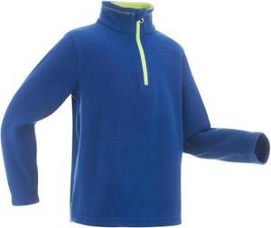 Niebieska bluza dziecięca Quechua