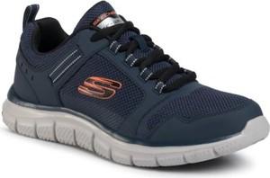 Granatowe buty sportowe Skechers