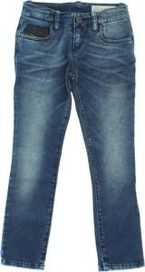 Jeansy dziecięce diesel z bawełny