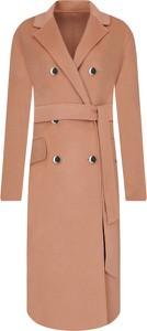 Płaszcz Pinko z wełny