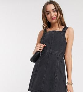 Czarna sukienka Asos mini