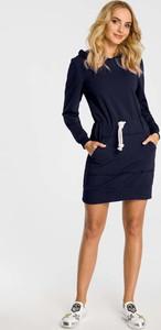 1405ee5b8d sukienki sportowe z kapturem - stylowo i modnie z Allani