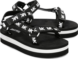 Buty dziecięce letnie Michael Kors na rzepy