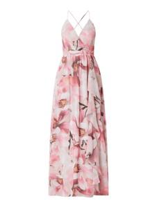 Sukienka Jake*s Cocktail na ramiączkach z dekoltem w kształcie litery v maxi