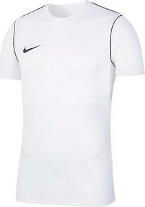 Koszulka dziecięca Nike z krótkim rękawem z tkaniny