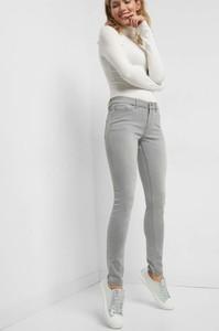 Jeansy ORSAY w street stylu z jeansu