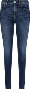 Niebieskie jeansy Liu-Jo w stylu casual