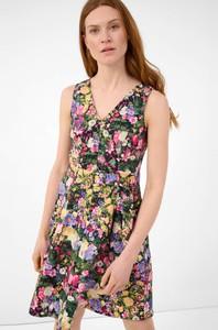 Sukienka ORSAY z dekoltem w kształcie litery v bez rękawów