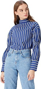 Błękitna bluzka find