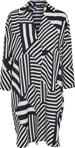 Sukienka Selected Femme z długim rękawem mini koszulowa