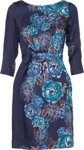 Sukienka VISSAVI z długim rękawem mini
