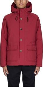 Czerwona kurtka AT.P.CO w stylu casual